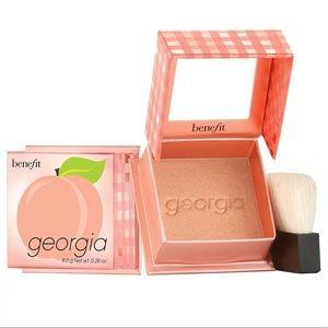 Full size New Benefit Georgia Peach Blush